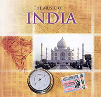 The Music Of India - Charly Wintermeyer, Dzhon Houks, Guiding Spirit, Krishnas Flute, Sandu Sahai