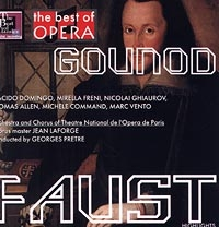 The Best of Opera. Gounod. Faust - Давид Бэлл, Шарль Гуно