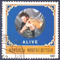 Монгол Шуудан. Alive - Монгол Шуудан