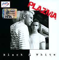 CD Диски Plazma. Black & White - Plazma