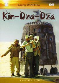 Kin-dza-dza! (Kin-dsa-dsa!) (RUSCICO) (2 DVD) - Georgij Daneliya, Giya Kancheli, Rezo Gabriadze, Pavel Lebeshev, Nina Ruslanova, Evgeniy Leonov, Yuriy Yakovlev