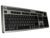 Keyboard - German-Russian, KU-0420, multimedia, USB