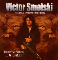 Audio CD Viktor Smolski. Friends & Symphonic Orchestra. Majesty & Passion - Viktor Smolski