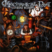 CD Диски Mechanical Poet. Woodland Prattlers (Лесные шептуны) - Mechanical Poet