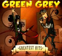 Green Grey. Greatest Hits (Geschenkausgabe) - Green Grey (Grin Grey)