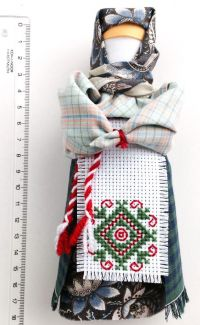 Dolls Amulet-doll - Verbnitsa (handmade)