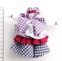 Куклы Кукла-оберег - Колокольчик (ручная работа)