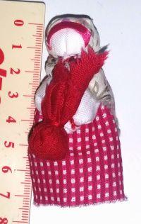 Amulet-doll - Podorozhnitsa (little) (handmade)