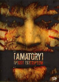 DVD Amatory. Post Scriptum - Amatory