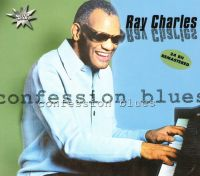 CD Диски Ray Charles. Confession Blues - Рэй  Чарльз