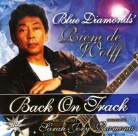 Audio CD The Blue Diamond's. Back on Track  -