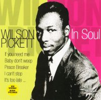Audio CD Wilson Picket. In Soul - Wilson  Pickett
