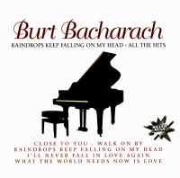 Burt Bacharach. Raindrops Keep Falling On My Head On My Head - All The Hits - Burt Bacharach