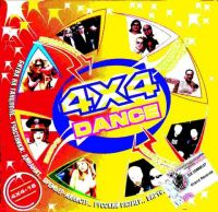 Various Artists. 4X4 DANCE - Virus , Prime Minister , Dinamit , Russkij Razmer