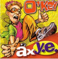 CD Диски O'Key. Ах у. е. - OKey