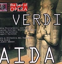 The Best of Opera. Verdi. Aida - Джузеппе Верди