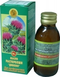 Bioadditives Thistles Oil. 100 ml