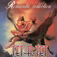 Romantic collection. Tet-a-Tet (Romantitscheskaja Kollekzija. Tet-a-Tet) - Valeriya , Anzhelika Varum, Wladimir Kusmin, Leonid Agutin, Park Gorkogo , Vyacheslav Dobrynin, Alla Pugatschowa