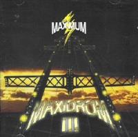 Maxidrom III - Мумий Тролль , Чиж & Co , Алиса , Ногу Свело! , Моральный кодекс , Сплин , Свинцовый туман