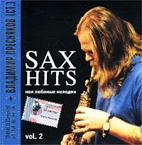 Sax Hits, Vol  2 - Владимир Пресняков-старший