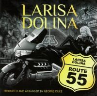 Larisa Dolina. Route 55 - Larisa Dolina