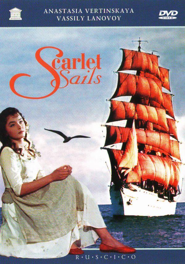 Scarlet Sails (Alye parusa) (NTSC) (RUSCICO) - Aleksandr Ptushko, Igor Morozov, Aleksandr Yurovskiy, Semen Nagornyy, Gennadiy Cekavyy, Oleg Anofriev, Vasiliy Lanovoy