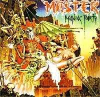 Мастер. Maniac party - Мастер