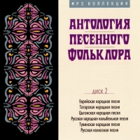Various Artists. Antologija Pesennogo Folklora. Vol. 2. mp3 Collection