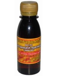 Wheat Germ Oil. 100 ml (Maslo zarodyshej pshenicy)