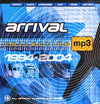 MP3 CD Arrival 1994-2004. CD 1 (mp3) - Arrival project