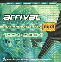 MP3 CD Arrival 1994-2004. CD 2 (mp3) - Arrival project