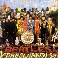 Владимир Пресняков-старший. The Beatles. Sgt. Pepper's Lonely Hearts Club Band - Владимир Пресняков-старший