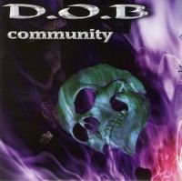 Audio CD D.O.B. Community. Polihromnyy produkt - D.O.B. Community
