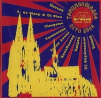 Various Artists. Tantsploschadka. HIT-FM. Leto 2004 - Natali , Faktor-2 , DJ Skydreamer , Obratite vnimanie , Cleopatra , Razryad 22 , Alexander De Maar