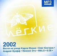 Various Artists. Legkie 2002. mp3 Collection - Nezhnoe Eto , 0:28 , Vesna na ulice Karla Yuhana , Oleg Kostrov, Andrej Zueff, MALO