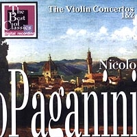 Nicolo Paganini. The Violin Concertos 1&2 - Nicolo Paganini, Salvador Akkardo