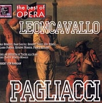 The Best of Opera. Leoncavallo. Pagliacci - Уго Бенелли, Карло Бергонци, Джоан Карлайл
