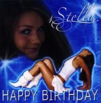 Stella. Happy Birthday - Stella