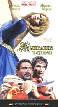Anzhelika i sultan  Fil'm V - Bernar Borderi, Rober Osseyn, Ettore Manni, Rodzher Pizho, Zhan-Klod Paskal, Mishel Merse