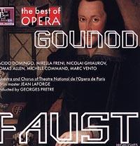 The Best of Opera. Gounod. Faust - Давид Бэлл, Шарль Гуно