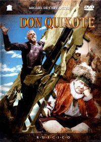 Don Quichotte (Don Kichot) (RUSCICO) (PAL) - Grigoriy Kozincev, Karaev Abulfaz, Evgeniy Shvarc, Andrey Moskvin, Apollinariy Dudko, Nikolaj Cherkasov, Georgiy Vicin