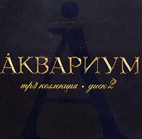 Аквариум. MP3 коллекция. Диск 2 (mp3) (черный) - Аквариум