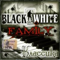 Black & White Family. Klassika - Black & White Family