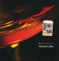 Whiskey. The Black Label
