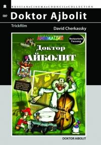Doktor Ajbolit (Doktor Aibolit) (Trickfilm) (Restaurierte Fassung) (Diamant) - David Cherkasskij, Georgiy Firtich, Efim Chepoveckiy, Korney Chukovskiy, B Krivoshey, A Muhin, Zinoviy Gerdt