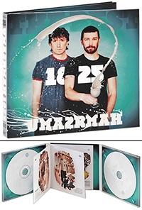 Uma2rman. 1825: The Best (Gift Edition) - Uma2rman (Uma2rmaH)