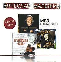 Вячеслав Малежик. mp3 Коллекция - Вячеслав Малежик