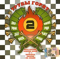 Трубы горят. The Best of Russian SKA. CD 2 (mp3) - Mr Bulkin, Male factors , Cabernet Deneuve , Distemper , Shootki , C-4