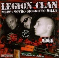 Legion Clan. Ruka na zatvore / Bandito stil - Legion Clan