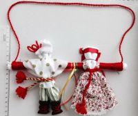 Кукла-оберег - Неразлучники (ручная работа)